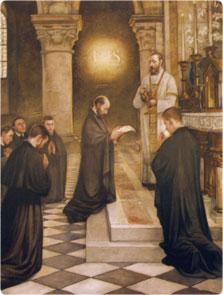 Loyola Martyrium