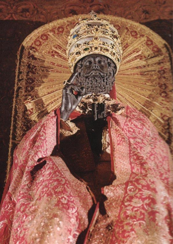 Saint Pierre Royauté