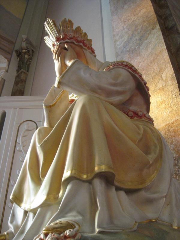 Vierge de La Salette