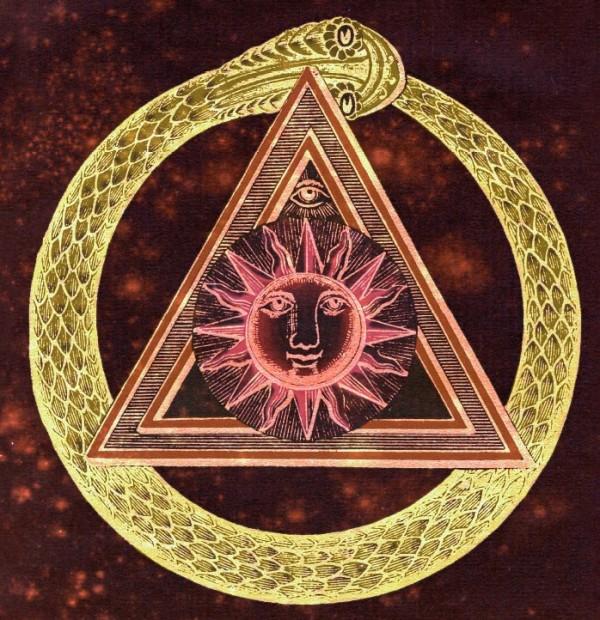 Symbole-Maconnique-Serpent-Delta-Oeil 1